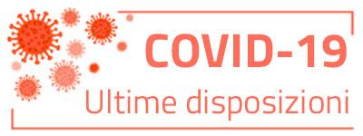 MISURE URGENTI PER IL CONTENIMENTO DELL'EPIDEMIA DA COVID-19