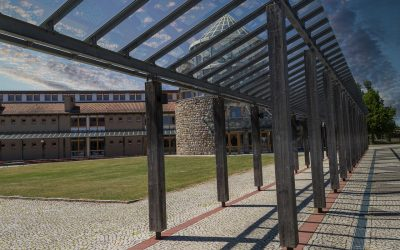 """14/09/2021 – Scuola dell'infanzia di Cautano ubicata c/o plesso scolastico """"Villanacci"""" via Madonnina del Grappa"""